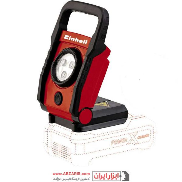 خرید اینترنتی چراغ قوه ۱۸ ولت آینهل مدل TE-CL 18 Li H-solo از فروشگاه اینترنتی ابزارایران