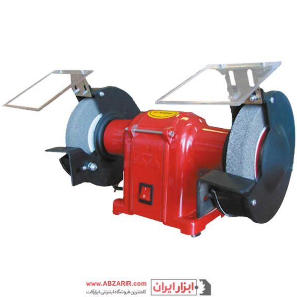 خرید اینترنتی ماشین سنگ سنباده رومیزی 150 محک مدل GD-150H از فروشگاه اینترنتی ابزارایران
