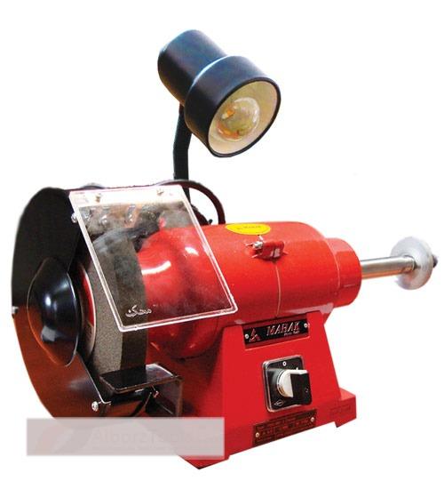 مشاهده محصول ماشین سنگ پرداخت 200 میلیمتری چراغدارمحک مدل PGD 200-3/1 L در فروشگاه اینترنتی ابزارایران