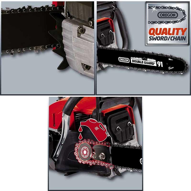 خریداینترنتی اره زنجیری بنزینی 40 سانت آینهل مدل GC-PC 2040 I در فروشگاه اینترنتی ابزارایران-خراسان رضوی