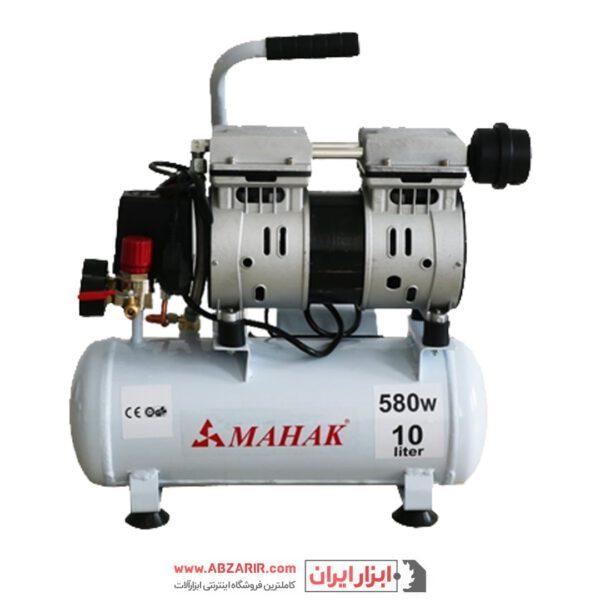 کمپرسور باد 10 لیتر محک مدل HSU550-10L
