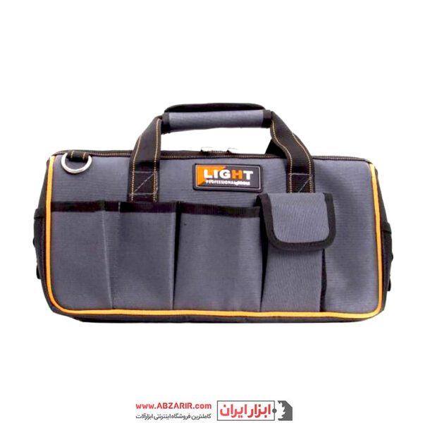 کیف ابزار لایت ۴۰ سانت مدل LB-040