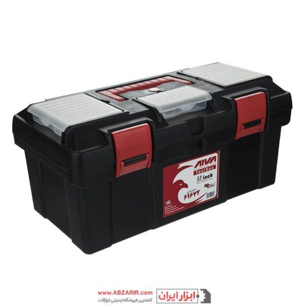 جعبه ابزار ۱۷ اینچ آروا مدل ۴۵۳۲