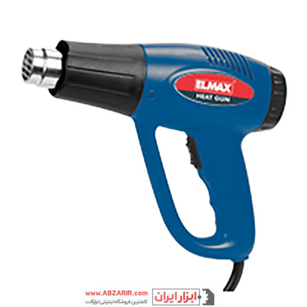 سشوار صنعتی ۱۵۰۰ وات ELMAX مدل H.G 651