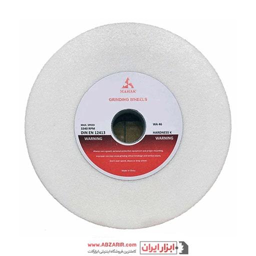 خرید اینترنتی سنگ سنباده سفید ۳۲*۲۵*۱۵۰ مش 46 محک مدل WA 46 از فروشگاه اینترنتی ابزارایران