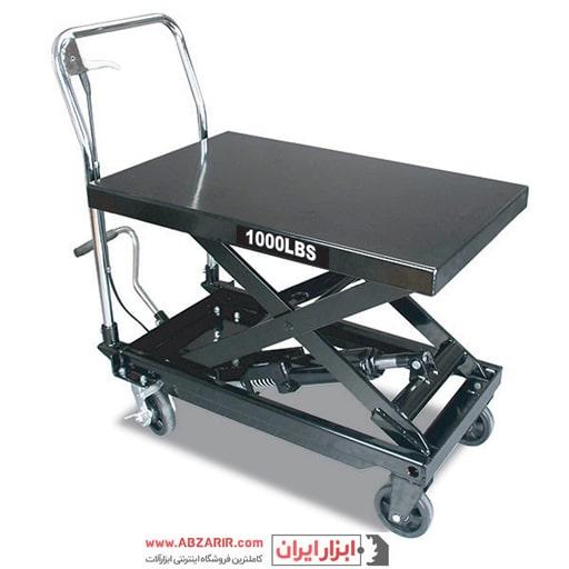 خرید اینترنتی میز بالابر هیدرولیک 500 کیلویی بیگ رد مدل TP05001 از فروشگاه اینترنتی ابزارایران