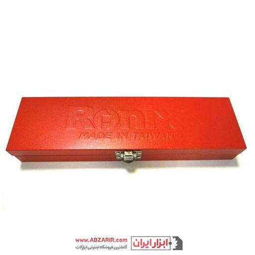 جعبه بکس رونیکس 11 پارچه 1/2 اینچ مدل RH-2610