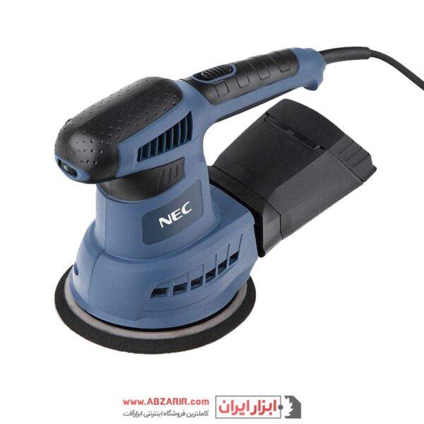 سنباده لرزان (چرخشی) ان ای سی مدل NEC-3101