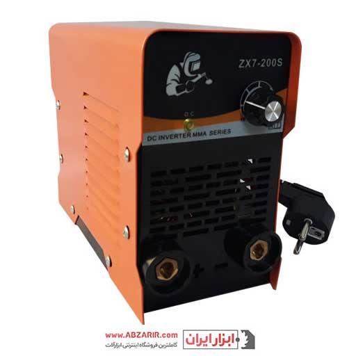 ترانس جوش اينورتر 200 آمپر ZX7200S
