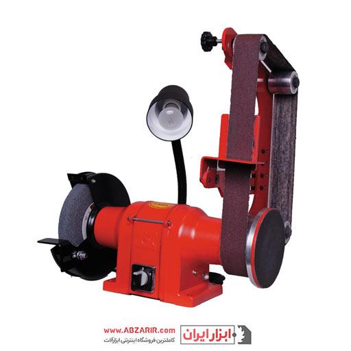 رابط ماشین سنگ و سنباده نواری محک مدل BDS-15120