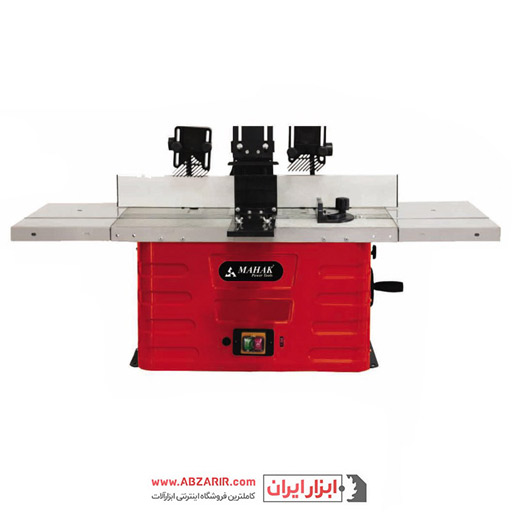 ماشین فرز نجاری ۵۰ میلیمتر میزی محک مدل VSM-50