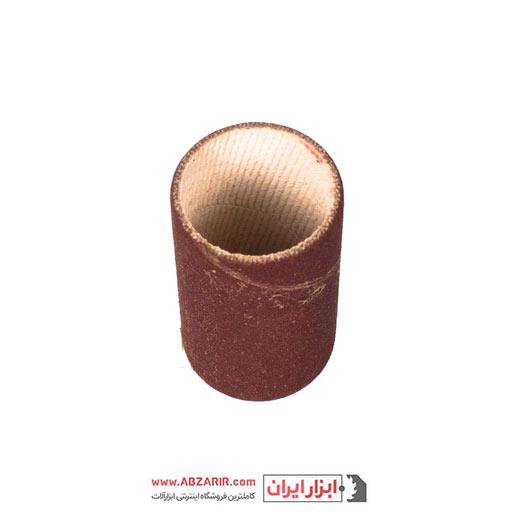سنباده حلقوی قرمز P80 قطر 20 ارتفاع 30 میلی متر